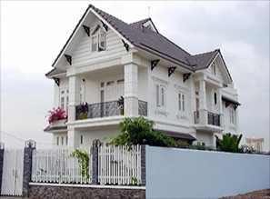 Thiết kế thi công biệt thự Q.Phú Nhuận