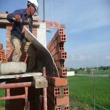 Phương pháp xây tường