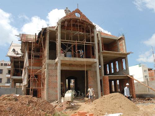 Dịch vụ xây nhà trọn gói giá rẻ toàn quốc